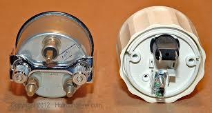 updating to an electrical gauge package hotrod hotline