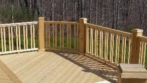 Banister Designs Top Ten Deck Railing Designs For 2017 Deck Railing Mountain
