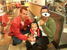 Futurama Halloween Costumes 38 Family Cosplays Images Halloween Ideas