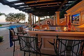 Outdoor Entertainment - creating an outdoor entertainment center home improvement best ideas