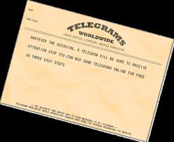 how do you send a telegram culver city historical society to install new officers culver