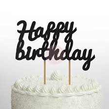 happy birthday cake topper cake topper happy birthday more materials give