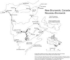 new brunswick canada map large detailed canada mapjpg and map of
