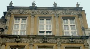 file reliefs and building ornaments of ferber s house at długa