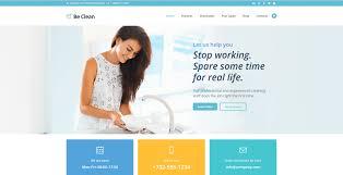 best laundry dry cleaning business wordpress themes bloggersdog