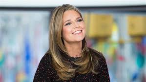 dylan on today show haircut savannah guthrie is back today celebrates her return from
