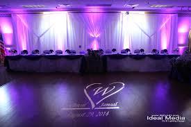 Drape Lights Weddings Ideal Media Dj Lighting U0026 Drape Dj Dc Md Va Md Weddingwire