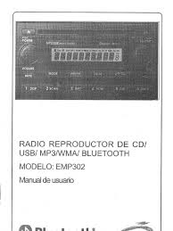 manual del radio del kia sportage 2010