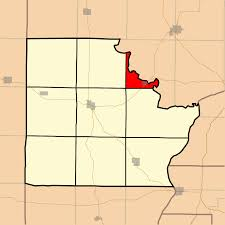 Illinois 18th Congressional District Map by Ripley Township Brown County Illinois Wikipedia