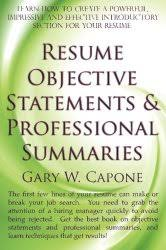 Best Resume Objective Statement by 50 Resume Objective Statements