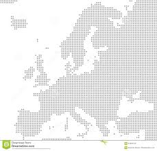 Amsterdam Map Europe by Position Of City Amsterdam Pixel Map Europe Stock Illustration