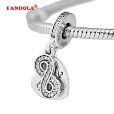 european sterling silver charm bracelet images Family forever clear cz 925 sterling silver charms pandora jpg