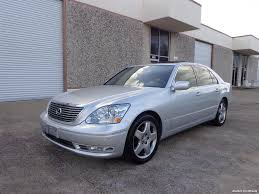 lexus on vogue tires 2006 lexus ls 430 for sale in houston tx stock 14601