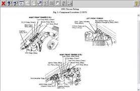 1992 nissan truck starter relay electrical problem 1992 nissan