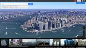 Chrome Maps The New Google Maps Integrates Earth And Street View For Hyper