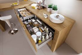 tiroirs cuisine cuisine with coulisse tiroir brico depot meuble bas cuisine avec