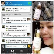 Serum Royal Jelly Jafra Terbaru jual murah jafra royal jelly milk balm untuk kulit wajah yang mulus