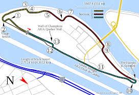 Las Vegas Motor Speedway Map by Circuit Gilles Villeneuve Wikipedia