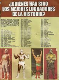 Mejores 93 Imágenes De Dec Atlantis Cmll On Mejores Luchadores De Cada Año Según La