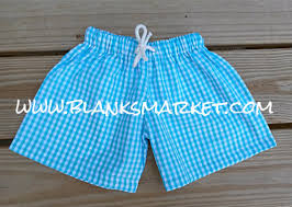 embroidery blanks boys swim trunks