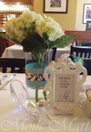cinderella centerpieces mart diy cinderella theme wedding shower centerpieces