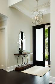 contemporary front doors entry transitional with thick baseboard