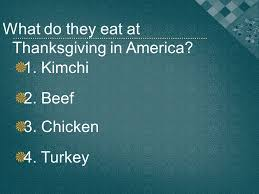 when is thanksgiving day in america 1 october 10 월 2