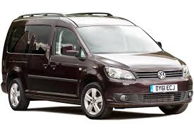 vw minivan volkswagen caddy life mpv review carbuyer