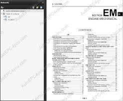 nissan x trail t30 service manual repair manual workshop manual