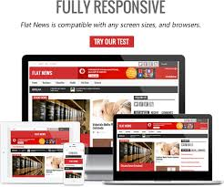 free magazine blogger template free download flat news easy news u0026 magazine blogger template