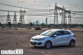 economy kia rio 2012 kia rio motoring middle east car news reviews and buying
