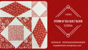 christmas storm at sea quilt u2013 pdf download sewn up