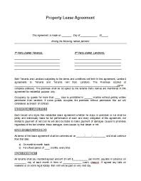 free rental lease agreement download lease agreement template in word rental agreement template files