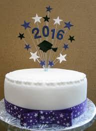 graduation cake toppers graduation cake topper 2016 purple white black with graduation