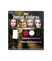 Big Kid Halloween Costumes Zombie Big Boys Makeup Costume Accessory Kit Boys Costumes