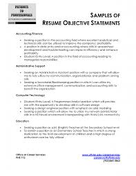 Best Executive Resume Builder by Executive Resume Accountant Resume For Non Profit With Objective