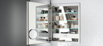 bathroom medicine cabinets with electrical outlet kohler medicine cabinet with outlet creative cabinets decoration