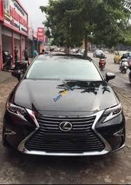 xe lexus nhap khau bán xe lexus es 250 đời 2016 màu đen nhập khẩu chính hãng còn mới