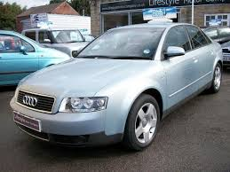 2001 audi a4 for sale used audi a4 2001 blue paint petrol 2 0 se 4dr multitronic saloon