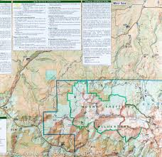 Blm Maps Colorado by Trail Map Of Silverton Ouray Telluride Lake City Colorado