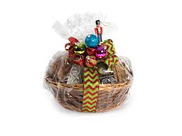 create a personalized gift with our custom cookie gift baskets