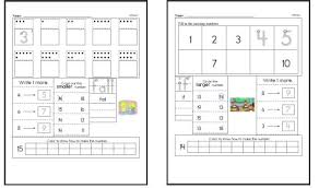 kindergarten worksheets edhelper com