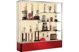 trophy display cabinets spirit series display cases trophy display cabinets trophy display
