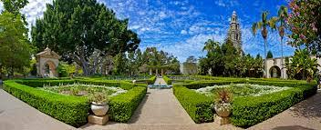 Balboa Park Botanical Gardens by Alcazar Garden Balboa Park San Diego Gardenporn