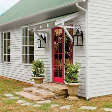 Under Awning Lighting Best 25 Porch Awning Ideas On Pinterest Deck Awnings Patio