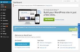 Godaddy Business Email Login by Godaddy Managed Wordpress Hosting Review U0026 Startup Guide Wpexplorer