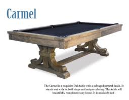 American Pool Dining Table Rustic Pool Table Future Pinterest Pool Table Game Rooms