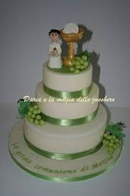 creative cake art communion christening cake 27 by www