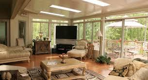 Decorated Sunrooms Furniture Decorations Enclosed Sunroom Ideas For Enclosed