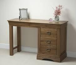 Oak Vanity Table With Drawers Best 25 Solid Oak Furniture Ideas On Pinterest Oak Furniture